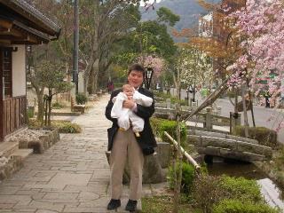岐阜公園で(2006-04-07)