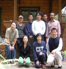 政策学校一新塾・名古屋組合宿 in 北軽井沢(2006-09-30)