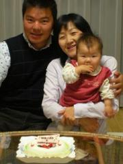結婚3周年&HAPPY BIRTHDAY(2006-11-22)
