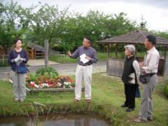 「明治用水と日本デンマーク」について学ぶ(2008-05-31)