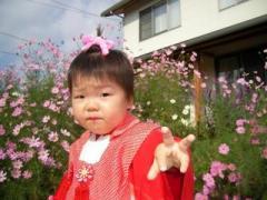 美和子の七五三2008-10-13