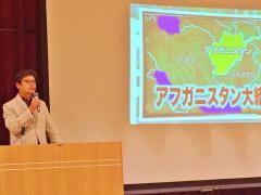 戦場ジャーナリスト佐藤和孝さん