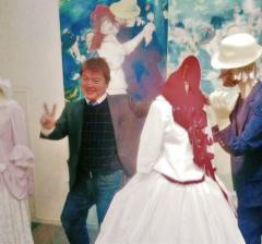 ブージヴァルのダンス ルノアールの時代展・名古屋ボストン美術