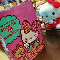 SHIBUYA ♥de Hello Kitty