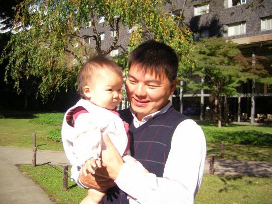 高輪プリンスホテルにて(2006-11-13)